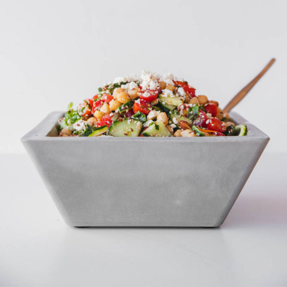 Square Salad/Serving Bowl 3