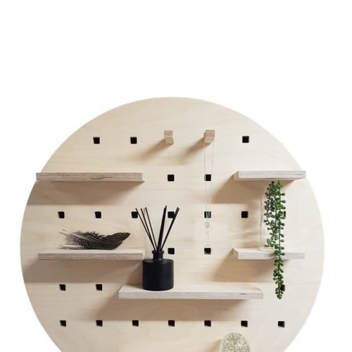 Round Pegboard 2